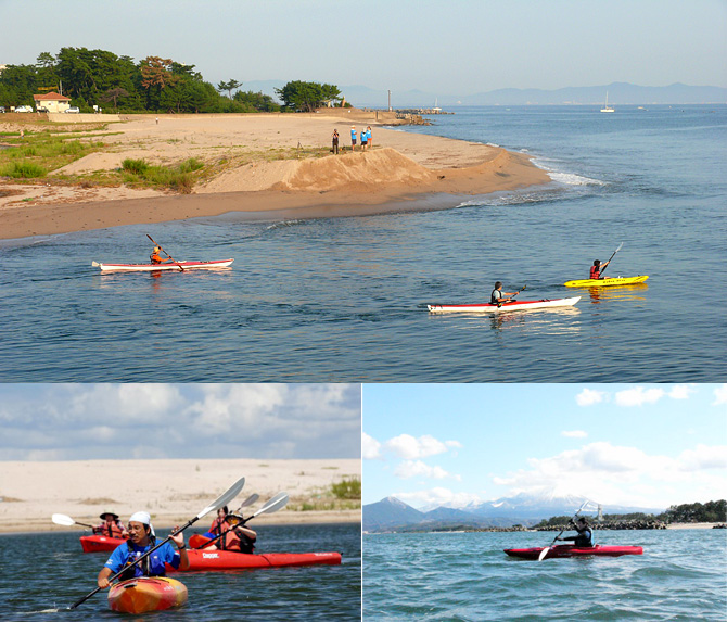 Kaike Coastal Kayaking